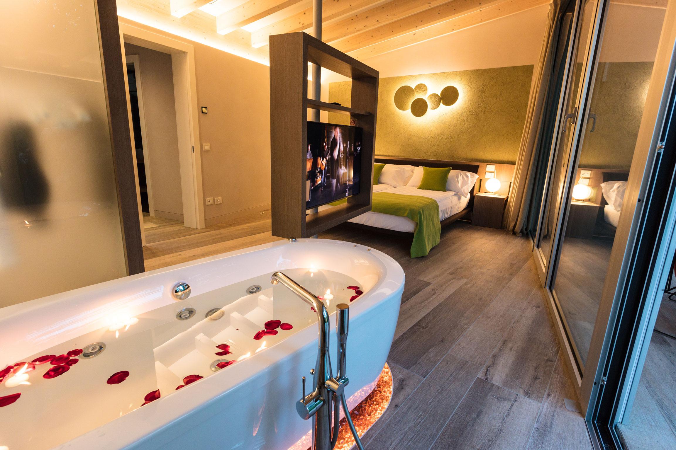 Suite | San Colombano Suite